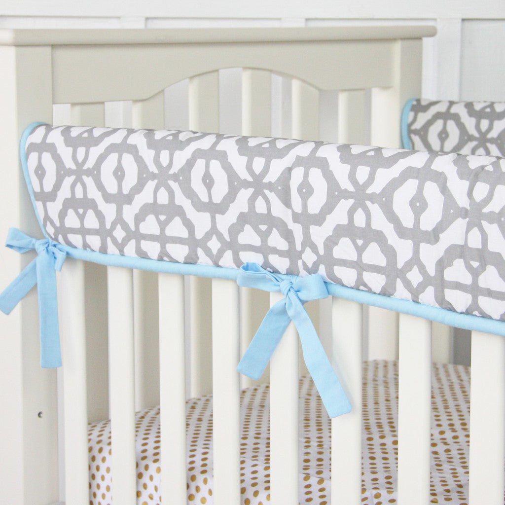 crib rail guard