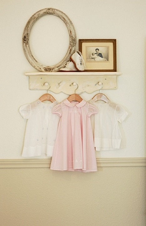 Perfect Hand-Me-Downs for the Nursery