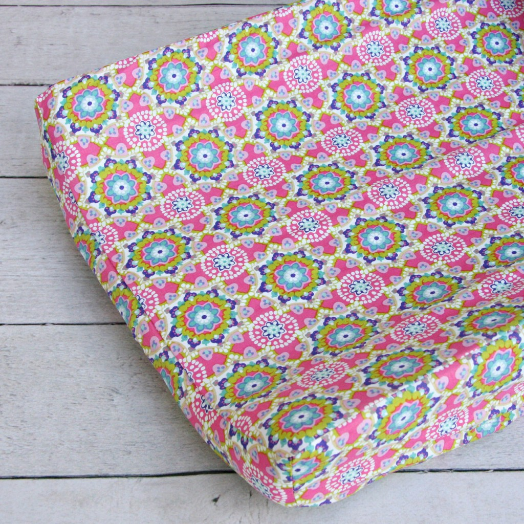 matching changing pad cover