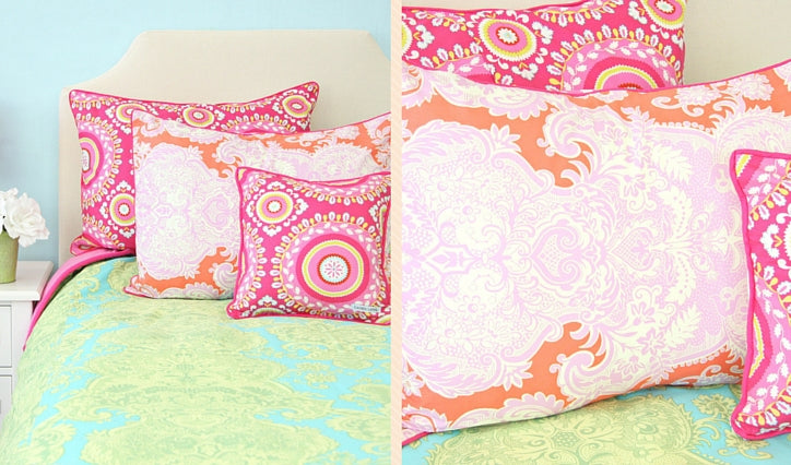 big kid bedding that will grow with your big girl