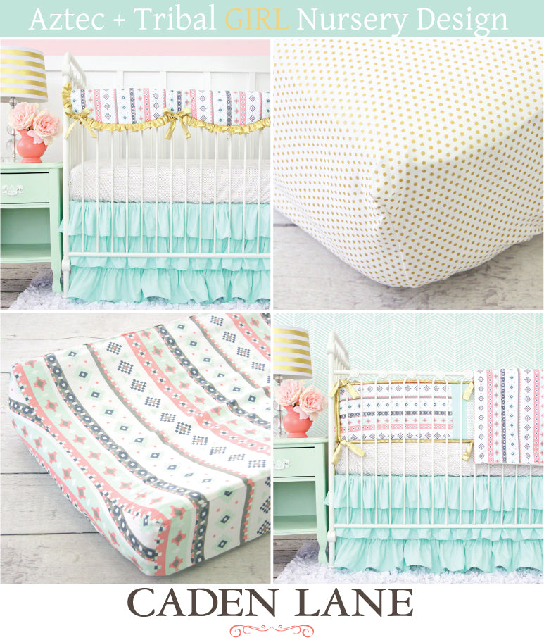 Your Perfect Baby Girl Crib Bedding Caden Lane