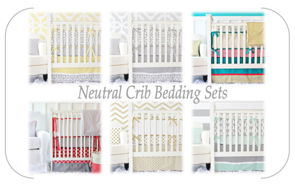 gender neutral baby bedding