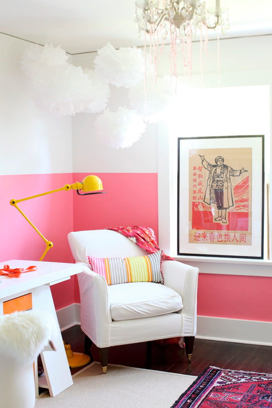 The Modern Pink Nursery, a New Take on the Traditional Baby Girl ...