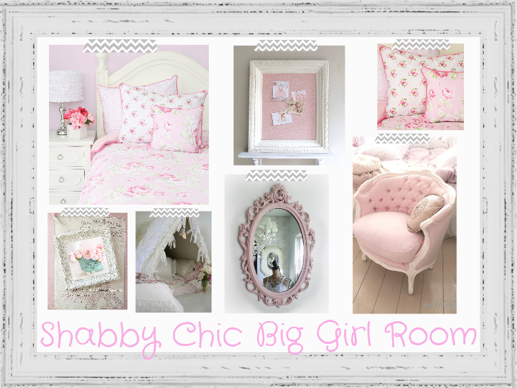 big girl bedding