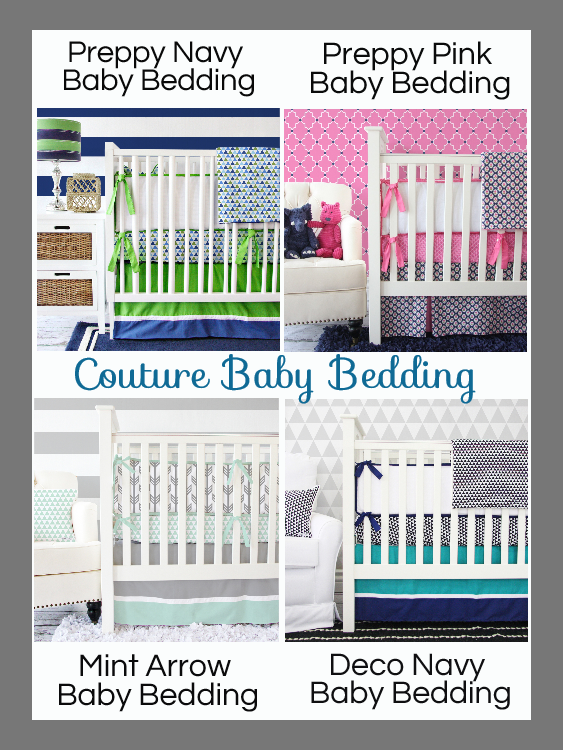 Couture Baby Bedding