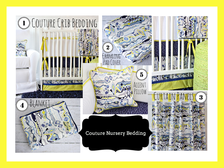 Couture Nursery Bedding