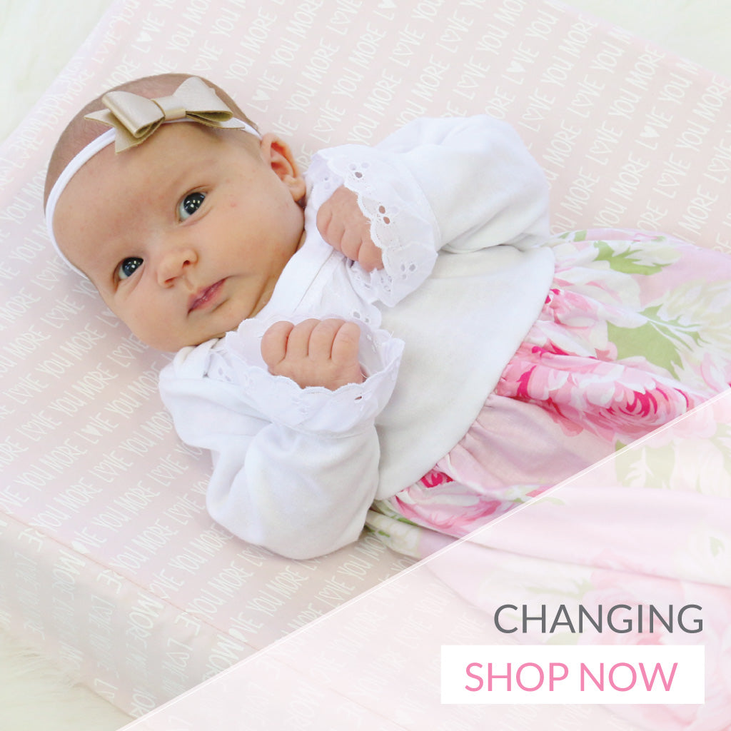 Shop Unique Baby Gifts for Diaper Changes