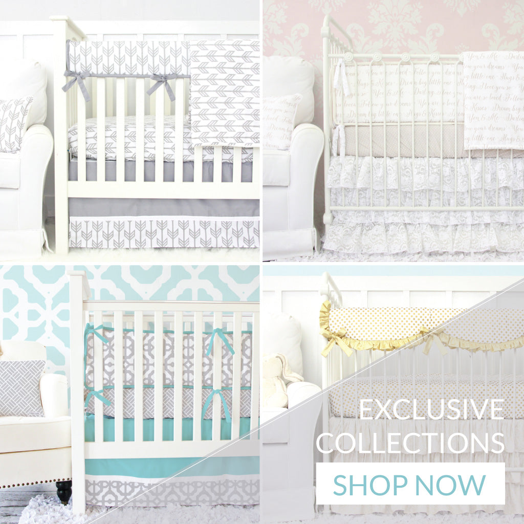 Shop Exclusive Caden Lane Crib Bedding Collections