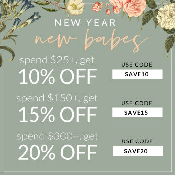 New Year New Babes Buy More Get More Sale