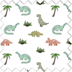 Dawson's Dino Friends Swatch Kit