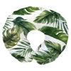 Dark Green Forest Palm Boppy Cover