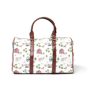 farm theme hospital bag