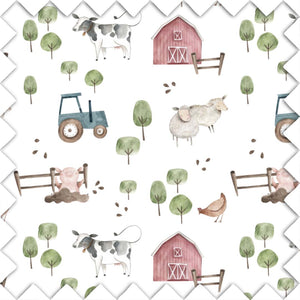frankie's farm party swatch kit