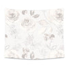 Ivy's Vintage Floral Wall Tapestry