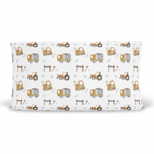 Little Digger Changing Pad Cover