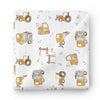 Little Digger Oversized Swaddle Blanket