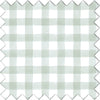 moss gingham swatch kit