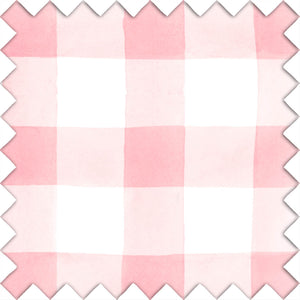 Presley's Pink Plaid Swatch Kit