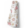 remi's rose vines baby toddler throw blanket