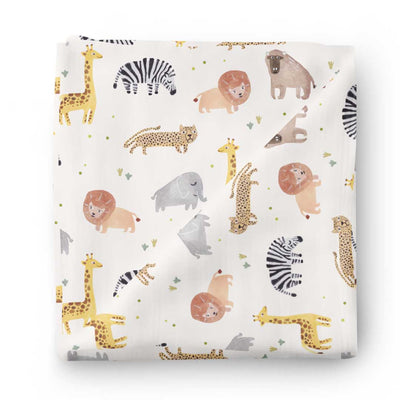 Safari Party Nursery Collection
