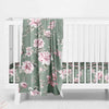 Blush Crib Bedding