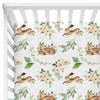 Winnie's Woodland Friends Crib Bedding