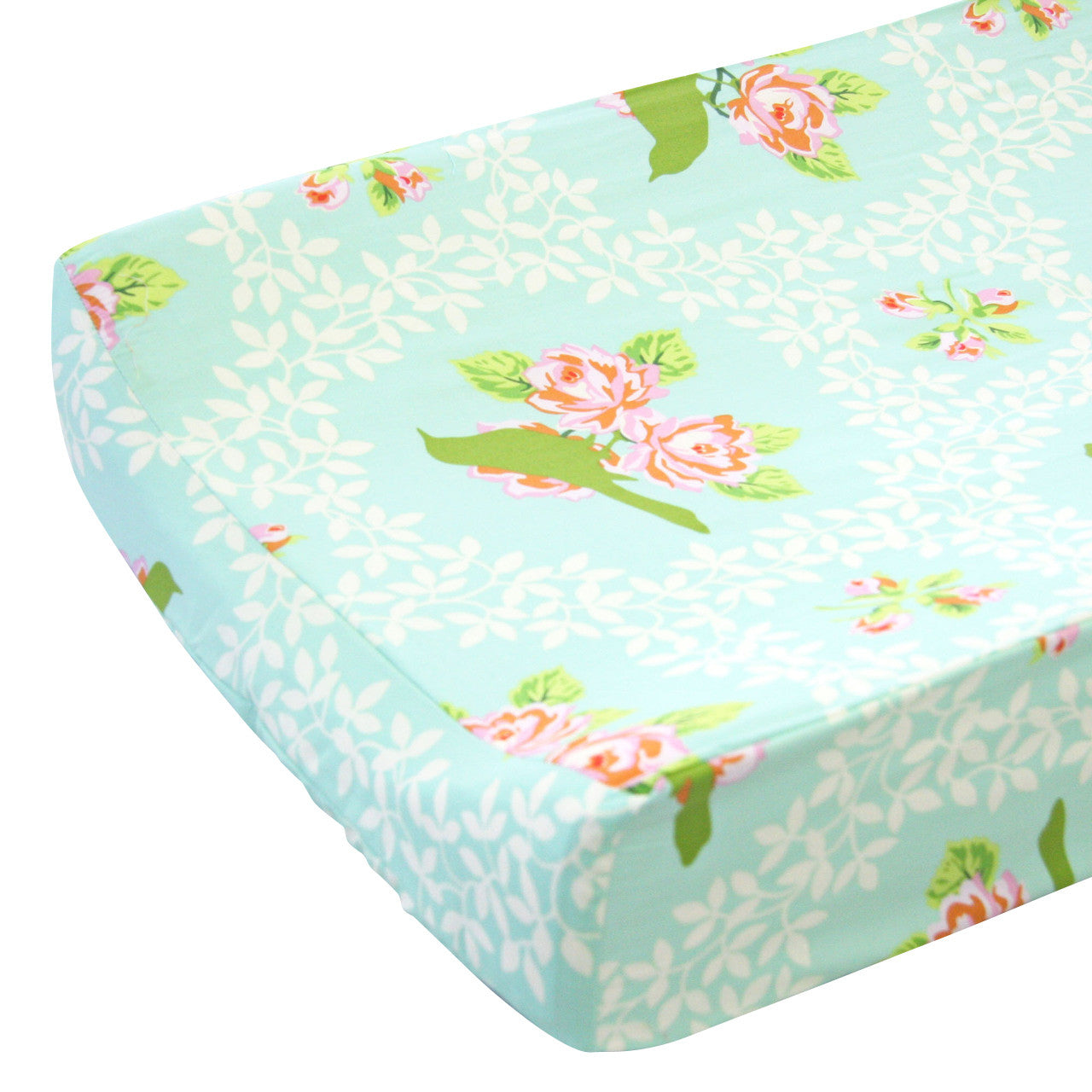 Vintage Songbird - Changing Pad Cover