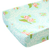 Vintage Songbird in Aqua & Lace Baby Bedding