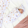 Boho Dreams Personalized Baby Name Swaddle