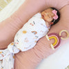 Boho Dreams Oversized Swaddle Blanket