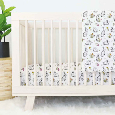 bree's bunny garden bedding collection