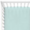 capri blue crib sheet