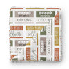 Hello My Name Is Personalized Swaddle Blanket NEUTRALS