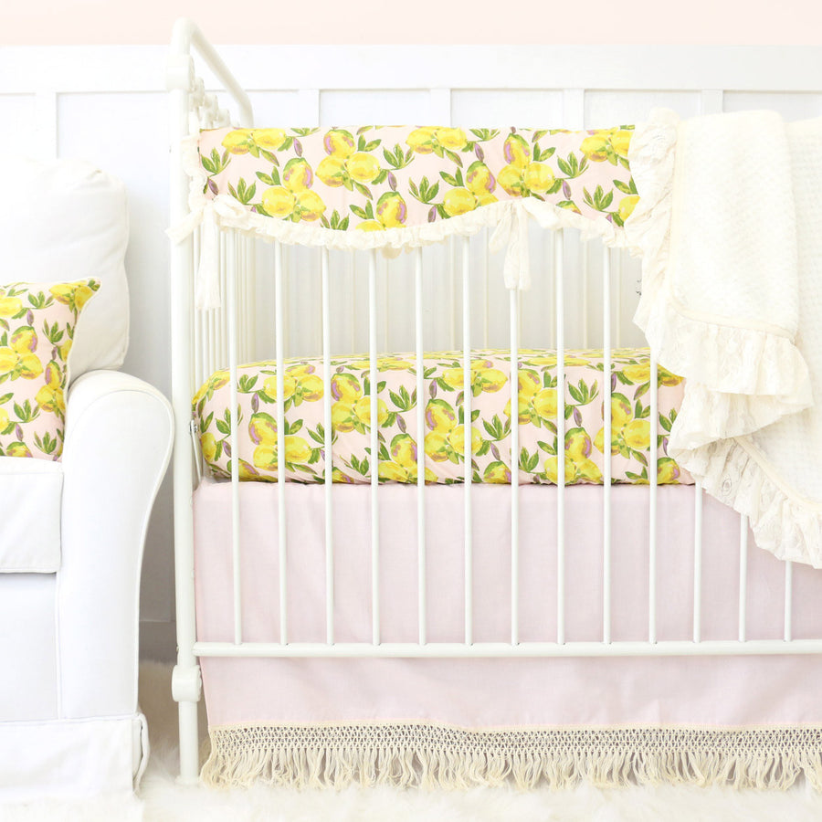 Pastel Nursery Bedding Sets: Soft Color Baby Bedding