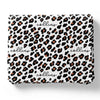 Lila's Leopard Personalized Toddler Blanket