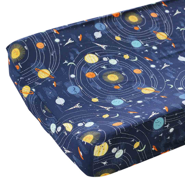 Changing Pad Cover - Liam's Universe