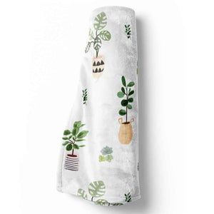 Parker's Potted Plant Blanket