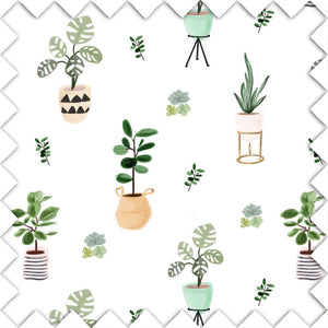 parker's potted plant swatch kit