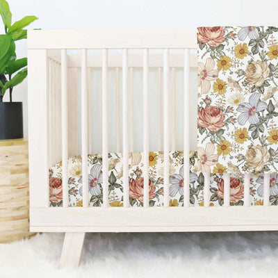 peyton's vintage floral bedding collection