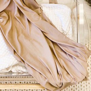 stone neutral swaddle