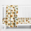 Savannah's Sunflower Baby Bedding