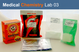 Medical Chemistry Lab 03: Determining Bonding Types