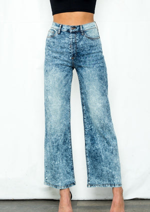 Ava High Rise Denim