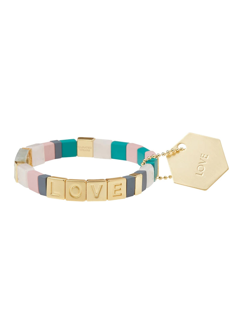 Empower Bracelet | LOVE Gold