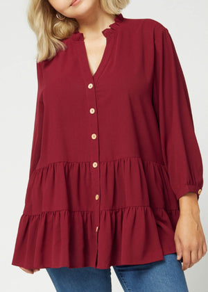 Fine as Wine Tunic | Plus