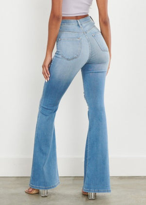 Dolly Flare Denim