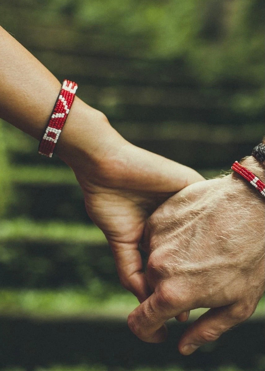 Love Project Bracelet | Red