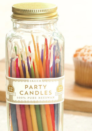 GG Party Candles