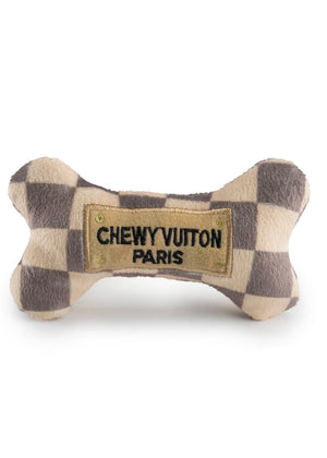 Chewy Vuiton Dog Toy | Mini