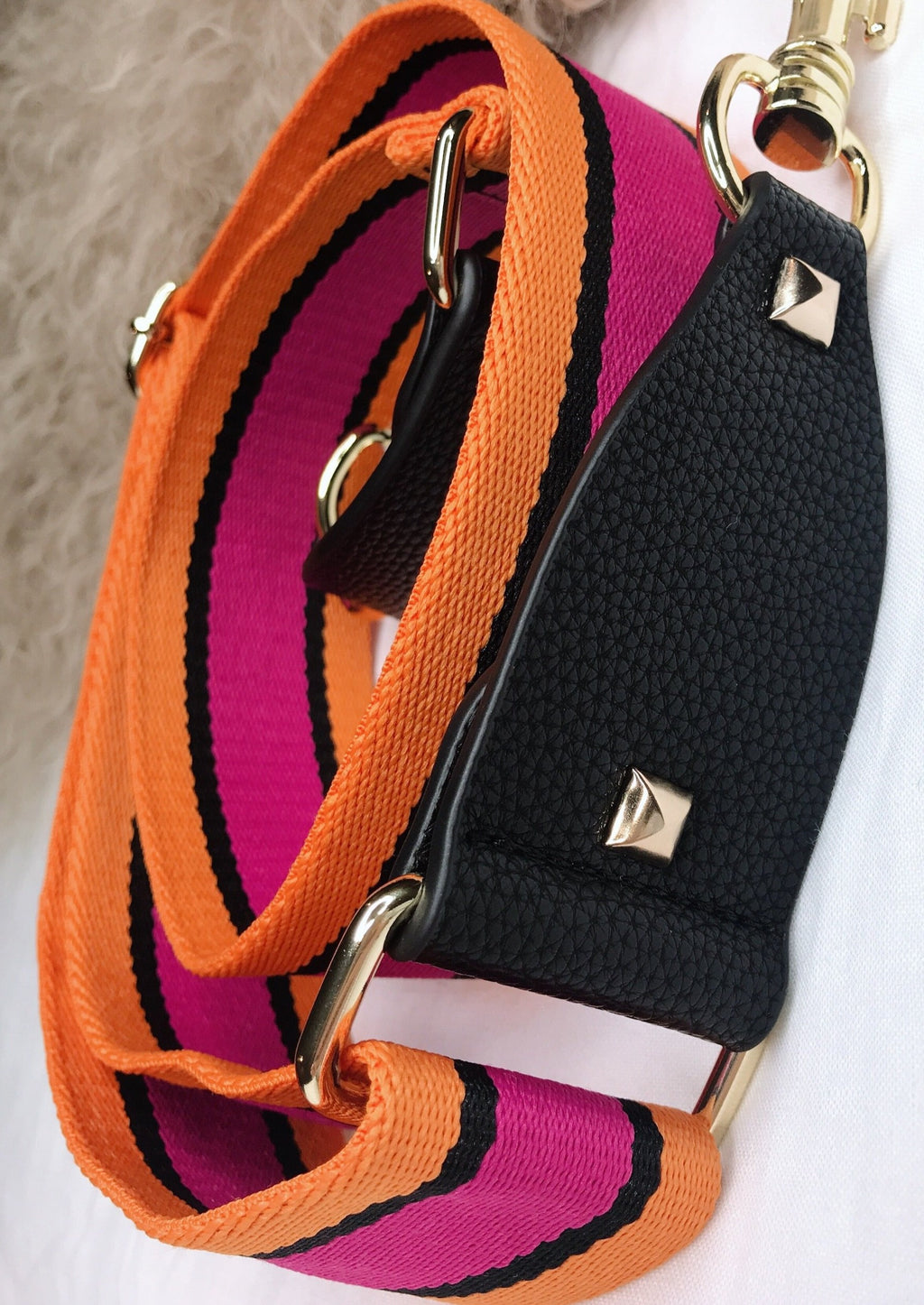 Clearly Handbag Strap - Cindy Lauper